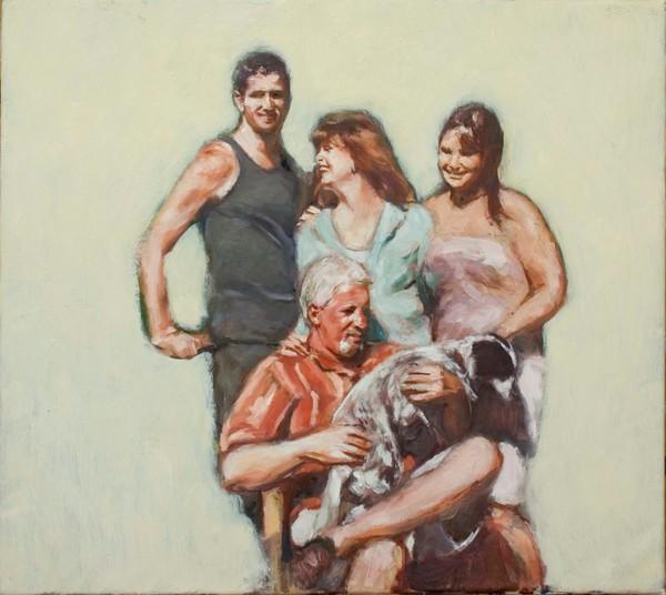 Vasilliades Family Portrait