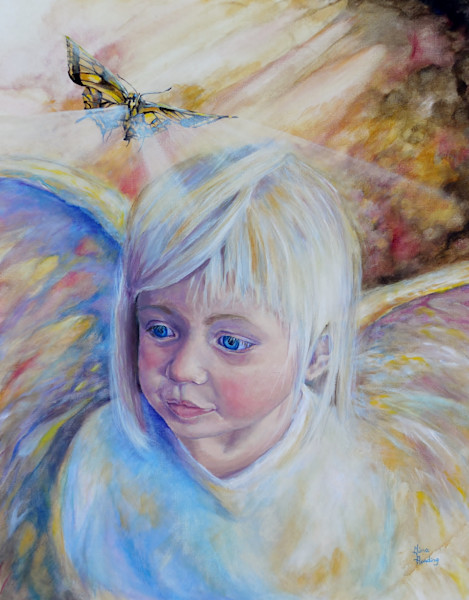 """""""Aria Grace"""" by Gina Harding 