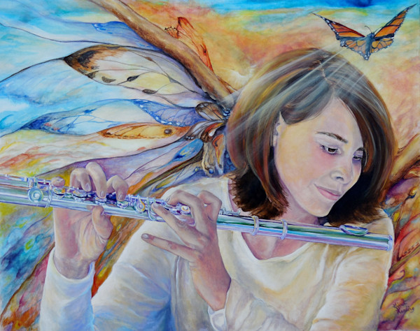 """Fleeting Beauty"" by Gina Harding | Prophetics Gallery"