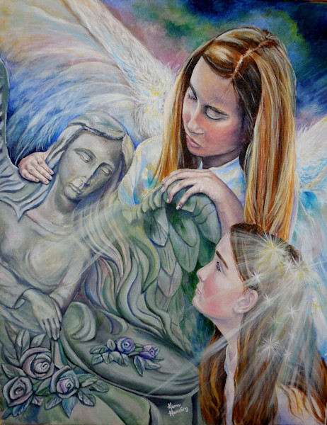 """""""Angels Of Mt. Pleasant"""" by Gina Harding 