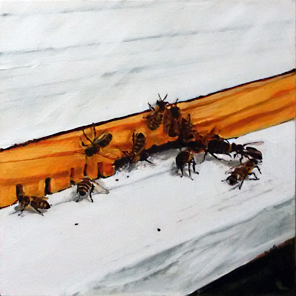 """Bee Hive"" by Andrei Cicală | Prophetics Gallery"