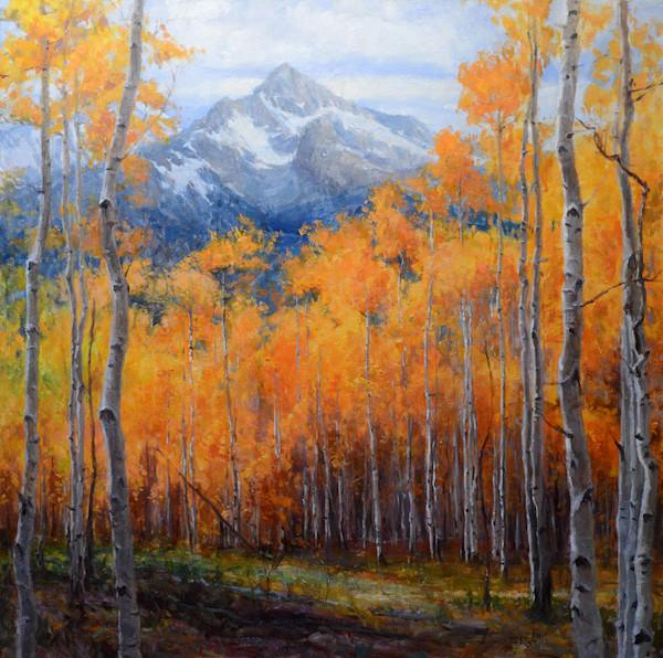 Original landscape paintings available by Eric Wallis.