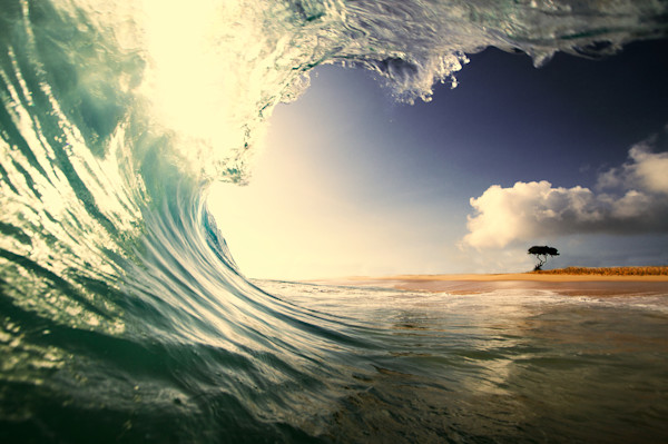 Wave photos hawaii print19