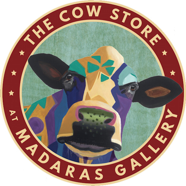 The Cow Store | Southwest Art | Madaras Gallery Tucson