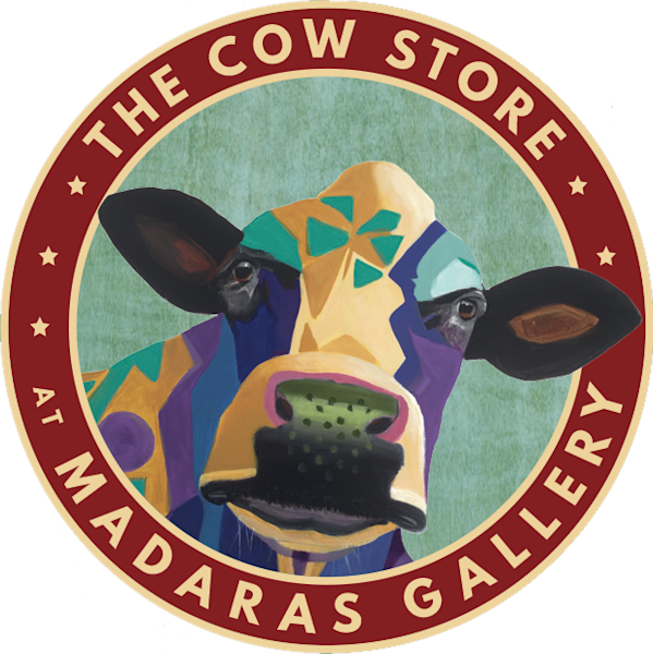 The Cow Store at Madaras Gallery