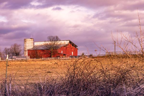 Pretty Little Barn