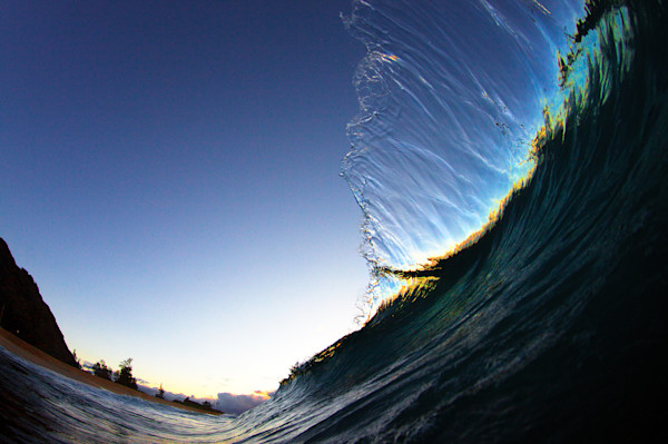 feather wave