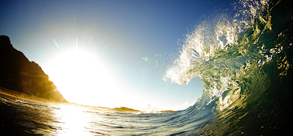 surf photo, Hawaii.
