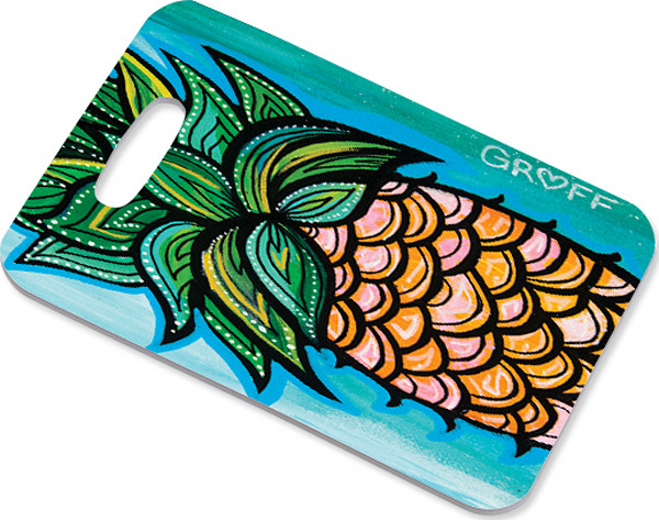 Baggage Tags | Pineapple Scoops