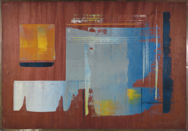 Reversible (side b) 1960 painting