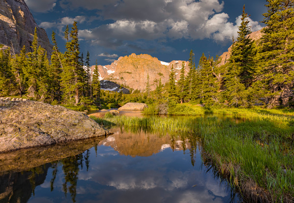 Photo of The Loch Inlet, Rocky Mountain National Park, Colorado