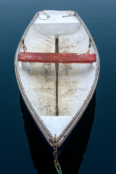 Cape Porpoise Rowboat II - Kennebunkport Maine Fine Art Nautical Photo Print