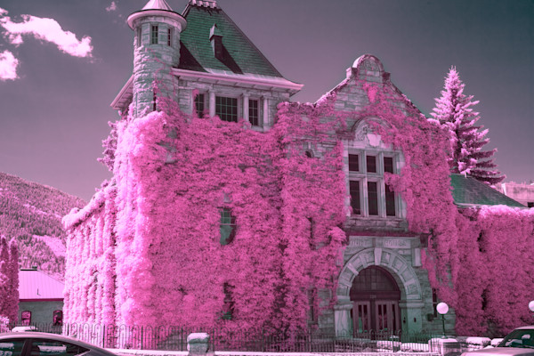 Nelson, BC Courthouse