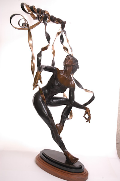 Colleen Black Bronze Sculptures