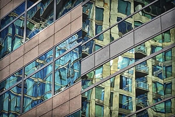 Notre Dame San Jose Abstract Photo. Richard London
