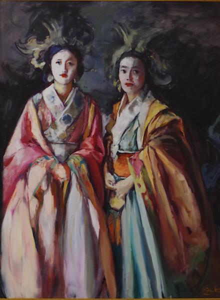Court Ladies The Last Emperor