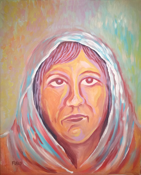 """""""The Woman """" by Mary Fusco 