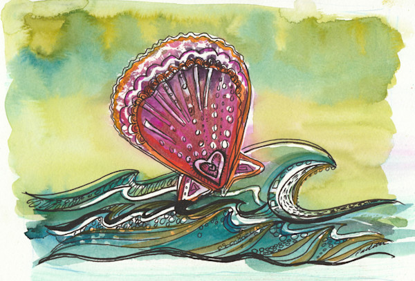 Love for Shells8x5