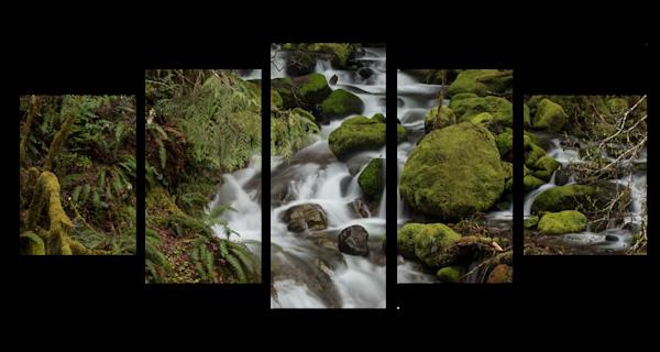 Mossy Creek Polyptych