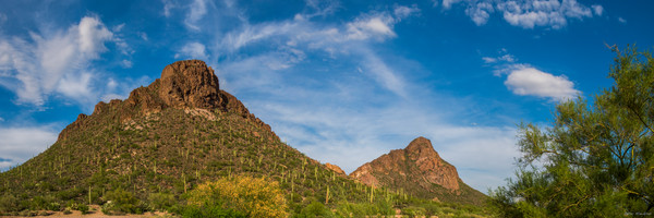 cat mountian, tucson, arizona, summer