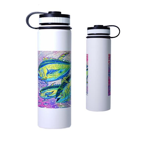 Printed Lifestyle Flasks | Ahi Fever