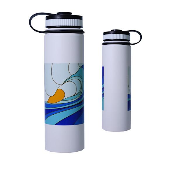 Printed Lifestyle Flasks | Fiji