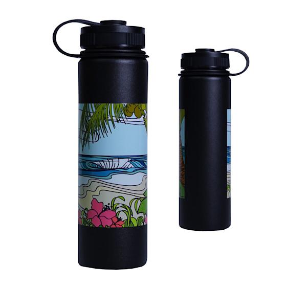 Printed Lifestyle Flasks | Secret Spot