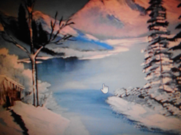"""""""Winter Time"""" by Donald Cooper   Prophetics Gallery"""