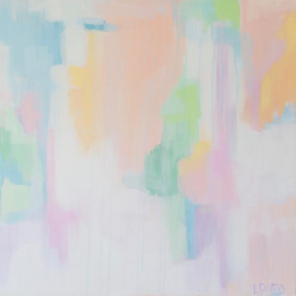Lesli DeVito  Paintings | Abstracts | happy Birthday