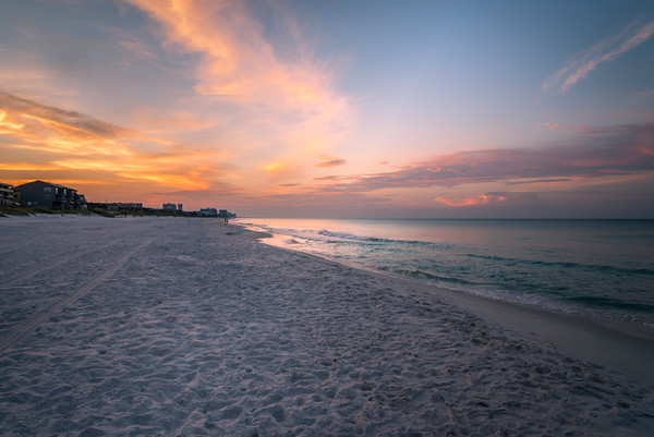 Sunrise at Miramar Beach | Susan J Photography
