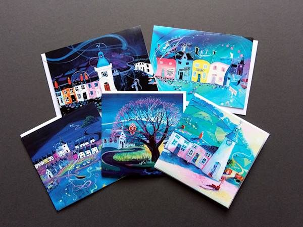 Under Milk Wood Greetings Cards