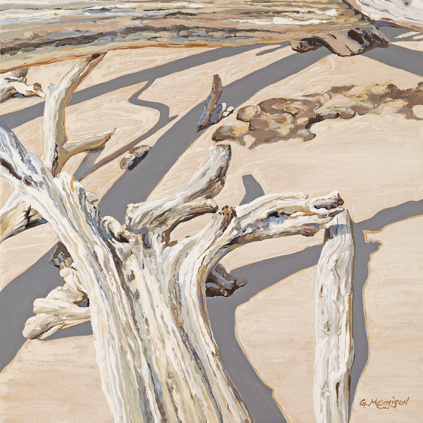 Water, Wind, Wood 2 | Contemporary Landscapes | Gordon Meggison IV