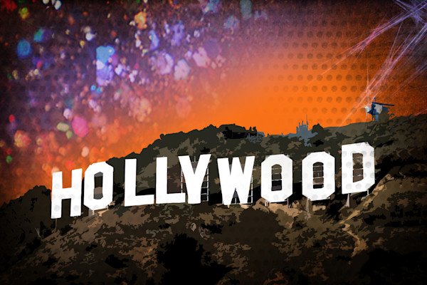 Hollywood Glam Sign
