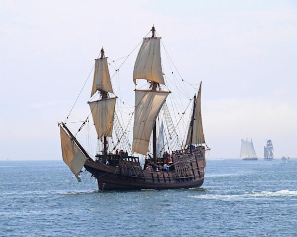 The San Salavador--Galleon