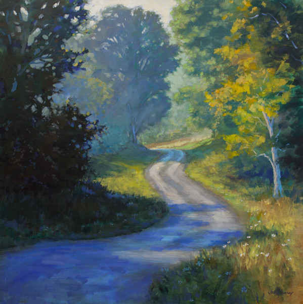 Northwest, Midwest, and regional landscape art and paintings by Jed Dorsey for sale