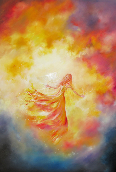 """""""Baptized In The Fire"""" by Anna Sophia 