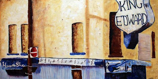 Original paintings, prints, buildings, structures, bridge