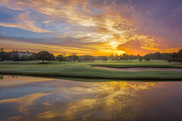 Sunrise continues at East Lake