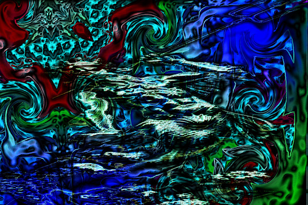 Mark Humes Gallery | Poseidon calling the Vanguard