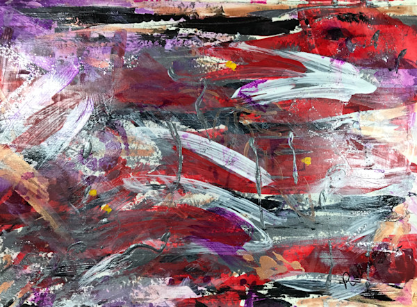 Anger Be Gone 1 art prints by Robin M. Gilliam