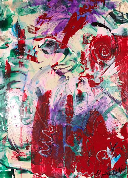 Anger Be Gone 2 art prints by Robin M. Gilliam