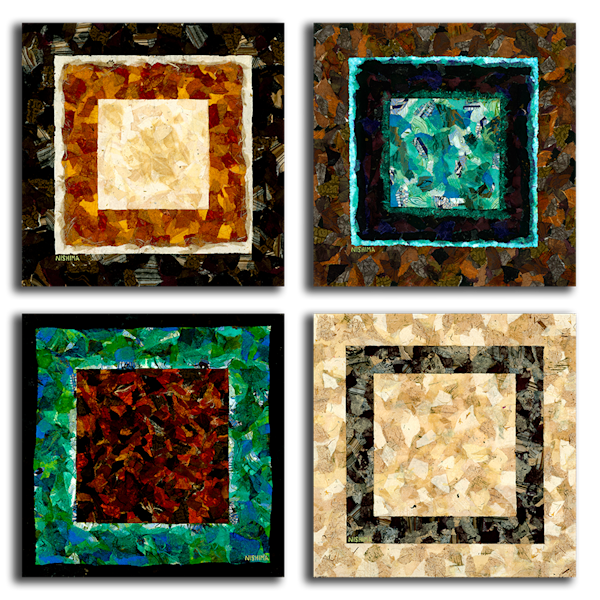 Four Elements Polyptych the Second