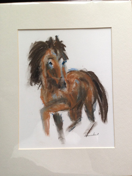Fancy Bay Horse  $225.00