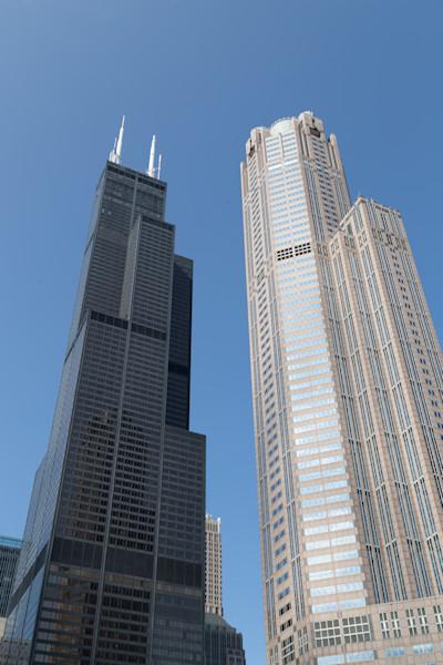 Light and Dark, Chicago, Illinois, USA