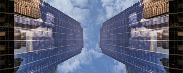 Skyscrapers, Chicago, Illinois, USA