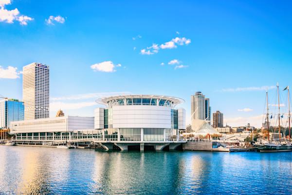 Milwaukee Skyline Canvas