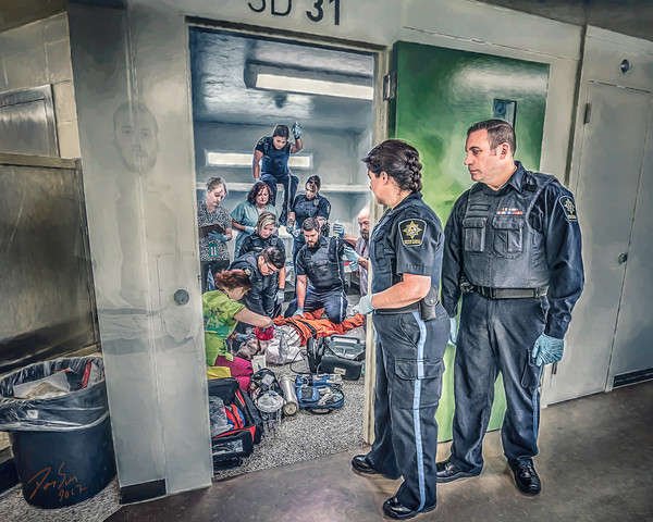 Inmate Arrest