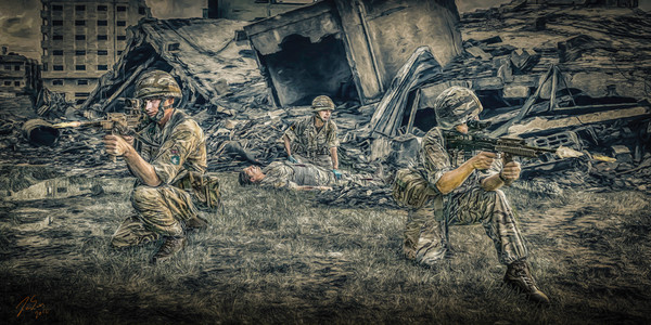 Military photo art and photographs for sale