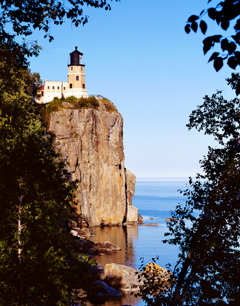 Split Rock Lighthouse, Lake Superior, Navigation