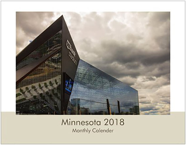 Minnesota Calendar 2018 | William Drew Photography